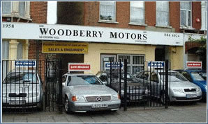 Woodberry Motors today